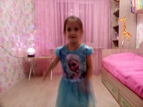 Танцы Дашульки