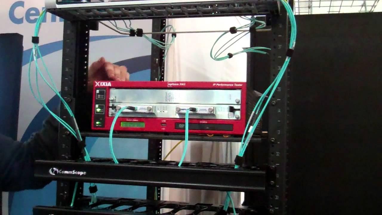 100 Gigabit Ethernet (GE), Cisco Live, London