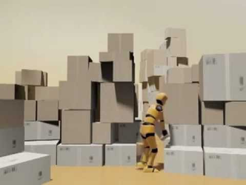 Warehouse Storage Case Study 4