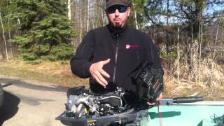 Motorized Boating Tips - Troubleshoot a Broken Pull Cord