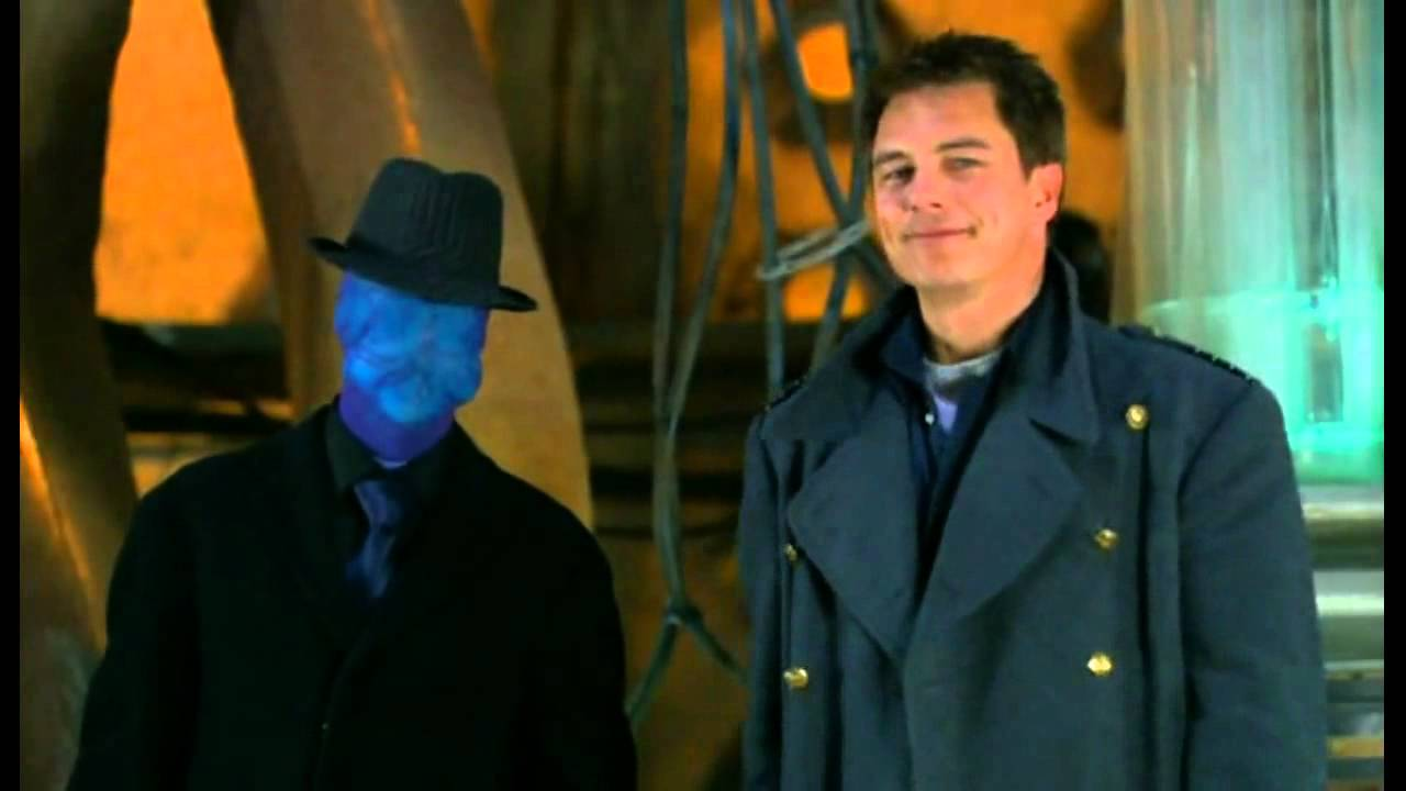 "John Barrowman ""Tonight's The Night"": Doctor Who Scene ...