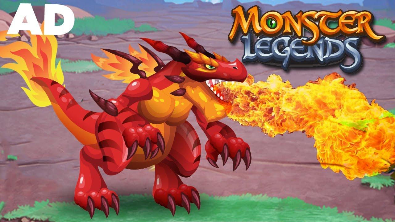 Dragon Legends: Monster Legends