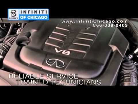 Infiniti Oil Engine Oil Service Chicago IL