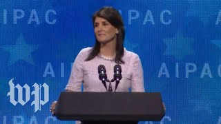 Haley: U.N. votes 'should be one of the factors' of U.S. foreign aid