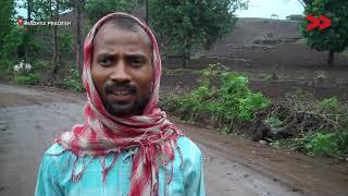 Concrete Road Built In Markadhana Village