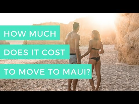 How much does it cost to move to Hawaii? Plus our monthly minimalist living expenses (+ live Q&A!)