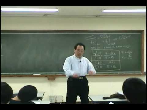 [Lecture 3-5: Impedance] Introduction to Acoustics by Prof. Yang-Hann Kim