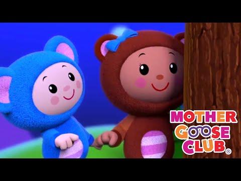 Kids Songs | Here We Go Looby Loo | Hokey Pokey Dance Video | Baby Songs from Mother Goose Club!