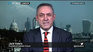Jack Valero on TRT on Pope Francis and the Barros situation in Chile