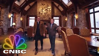 On A $529M VIP Tour Of Two Of The Most Expensive Homes In The World | Secret Lives Of The Super Rich