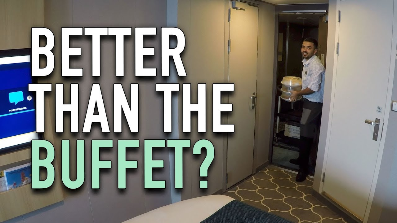How Room Service Works On Royal Caribbean