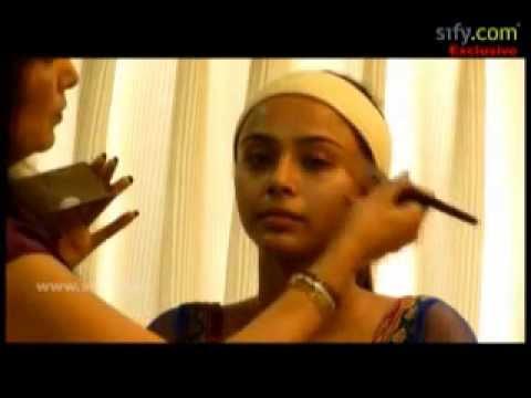 Indo-Western Bridal Makeup by Nisha Desai: Part 1: Face and Eye Makeup