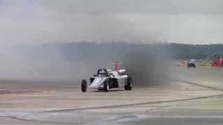 Smoke -N- Thunder Jet Car 2016 Shaw Air Expo