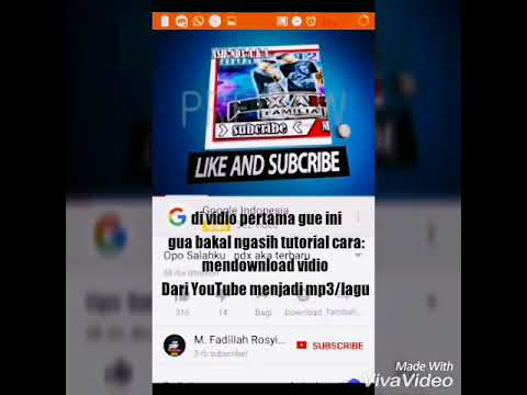 cara download youtube jadi mp3