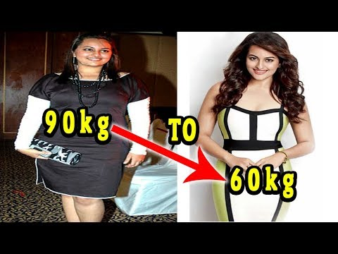 Top 8 Shocking Weight Loss Transformations of Bollywood Actresses