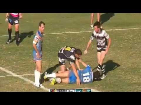 Tom Merritt 2014 Queensland Cup Highlights Tweed Heads Seagulls