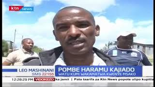 Pombe Haramu Kajiado: Watu kumi wakamatwa kwenye msako dhidi ya mvinyo haramu