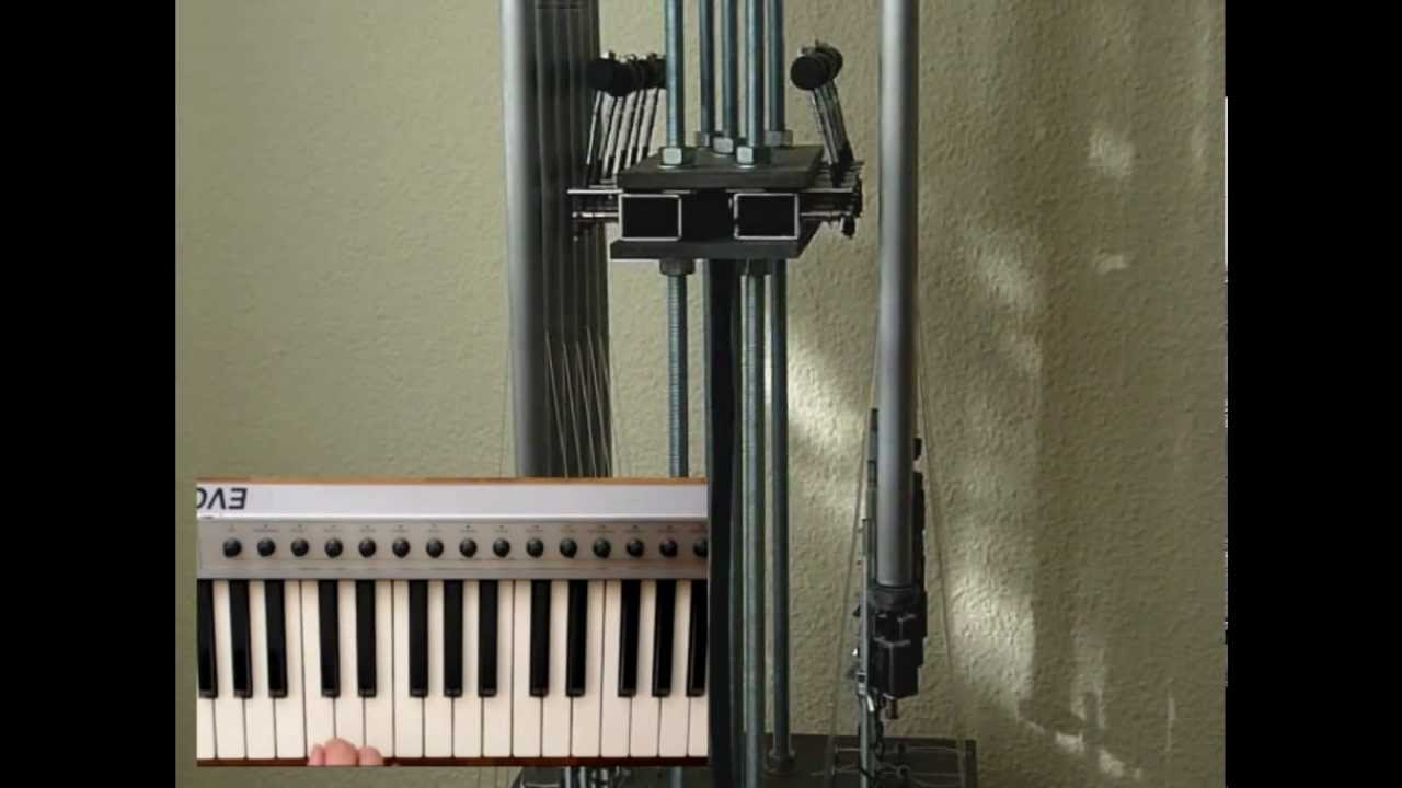 Enhanced Tubular Bells( Automatic Tubular Bells ) - MIDI - YouTube