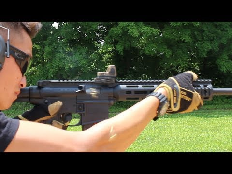 Smith & Wesson M&P 15 22- Review