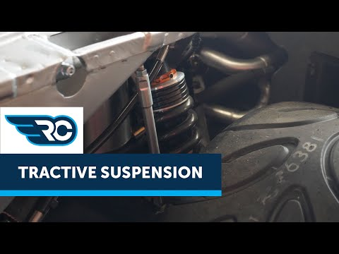 6ms Response Time! | Electronically Controlled Suspension [TECH TALK]