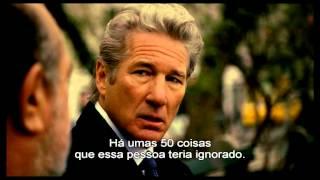 Arbitrage - A Fraude (Trailer legendado em Português)
