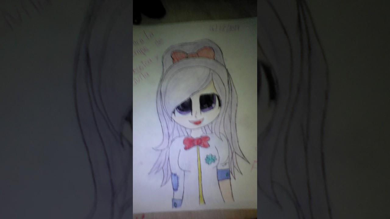 Pala La Compe De Dibujo De Jessica Y Civila Youtube