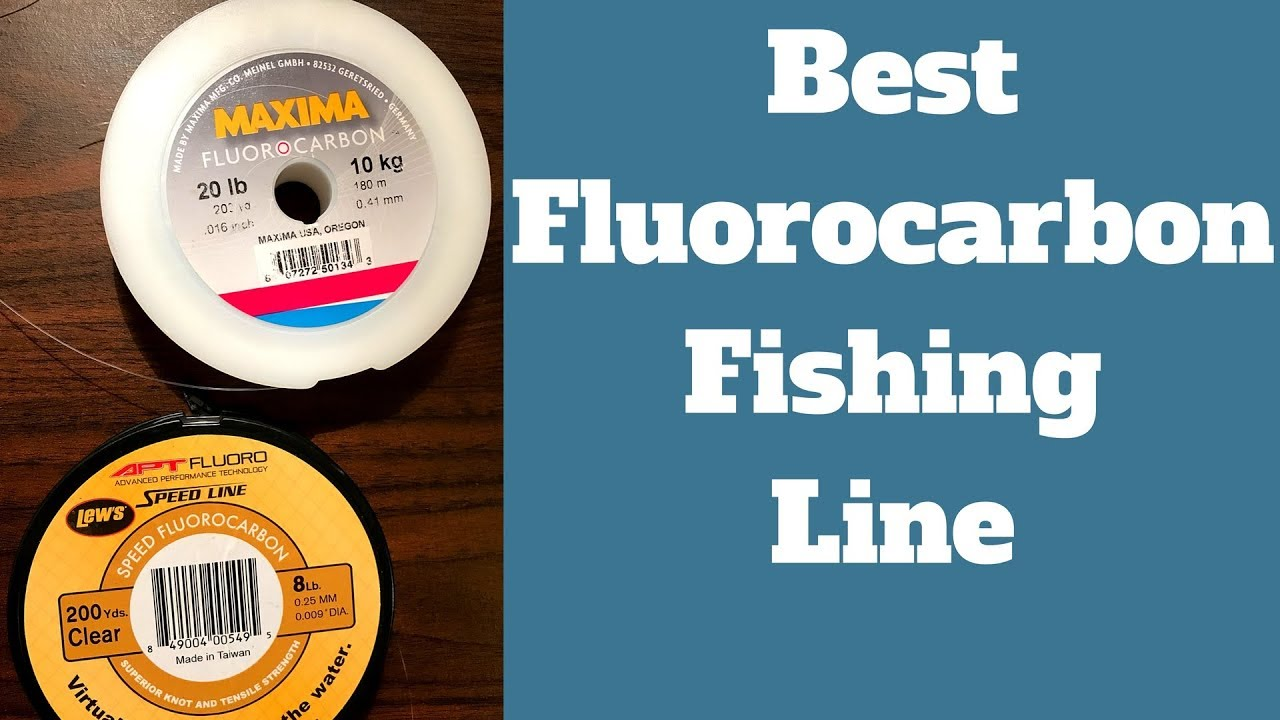 best fluorocarbon fishing line youtube