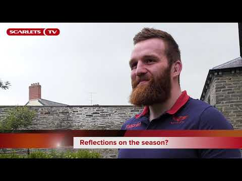 Jake Ball on injuries, the Scarlets season and the Rugby World Cup