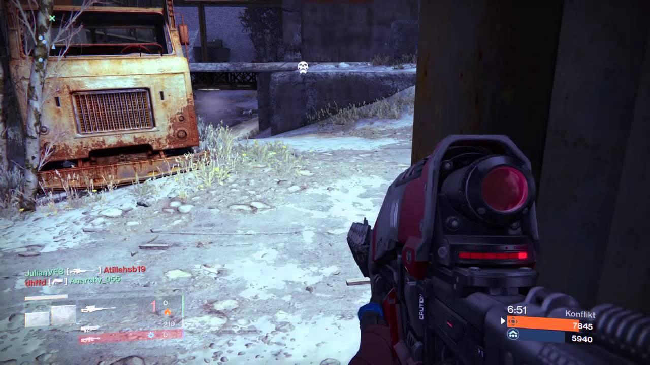golden gun destiny how to use