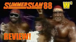 WWF Summerslam 1988 Review | Wrestling With Wregret