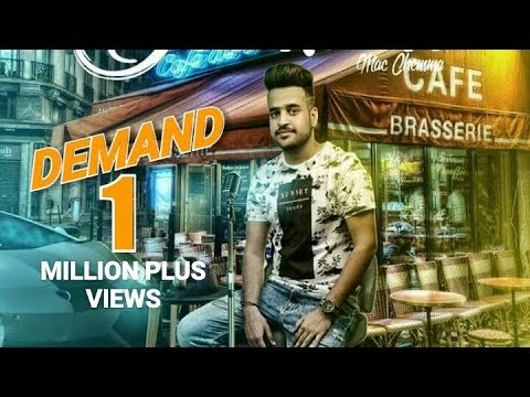 New Punjabi Songs 2016 ● Demand By Mac Chemma ● Full HD ● Infra Records ● Latest Punjabi Songs 2016