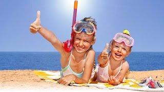 Отдых в Ейске. Отдых с детьми. Детский пляж.(Детский пляж города Ейска сможет подарить Вам радостную улыбку и веселый смех Вашего ребёнка. Детский пляж..., 2014-08-30T11:23:16.000Z)