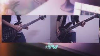 「The Asterisk War」Gakusen Toshi Asterisk Season 2 OP  -  西沢幸奏  [BASS COVER]  TV SIZE