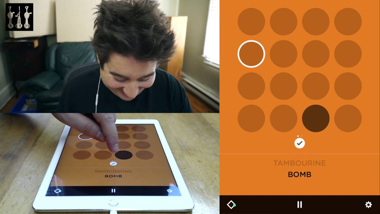 Application iPad - Keezy Drummer: Comment faire un beat en 2 secondes! - www.lamachineamixer.com