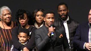 """The Birth of a Nation"" Premiere- Complete, Uncut Q&A @ The Sundance Film Fest 1-25-16"