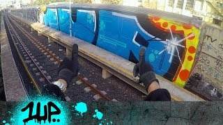 1UP - GRAFFITI OLYMPICS (TRAILER) TRAINING IN ATHENS