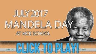 Madiba Day 2017