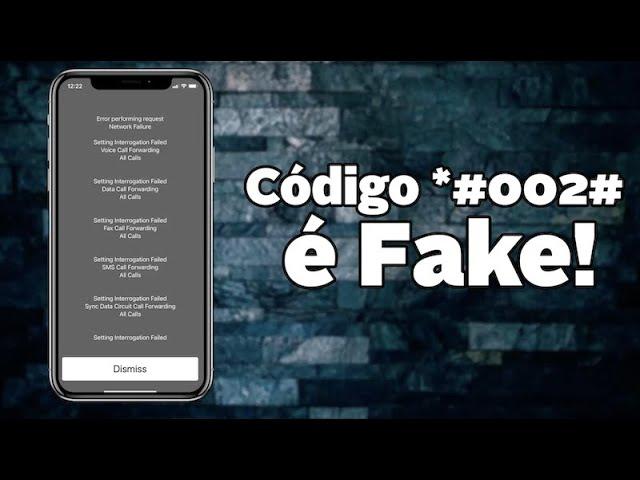 PM mostra código para descobrir se você esta sendo monitorado é Fake!