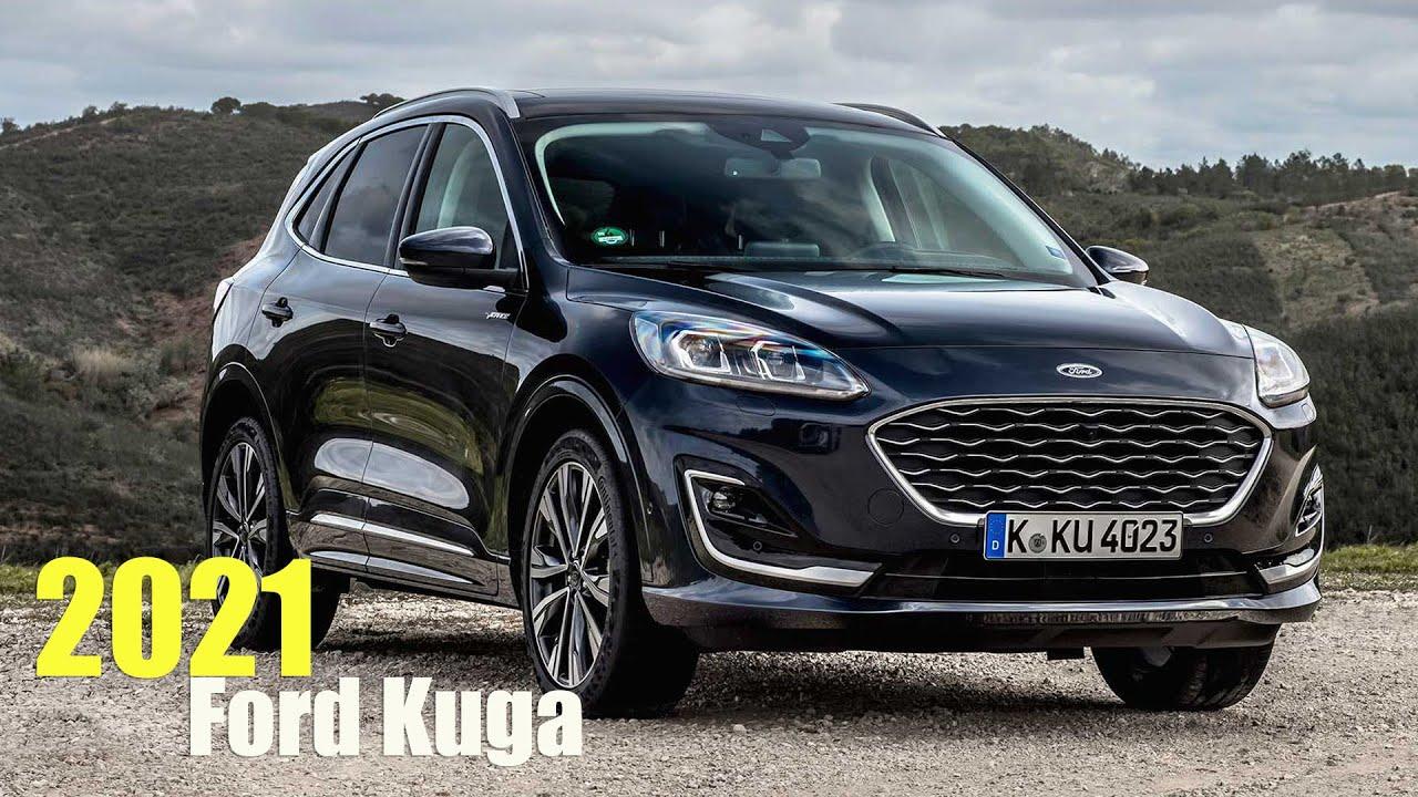 2021 Ford Kuga 2.0 EcoBlue Hybrid - YouTube