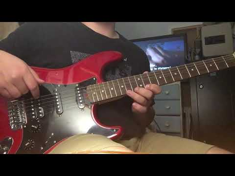 Flirting With Disaster Molly Hatchet Guitar Tutorial