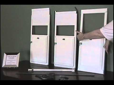 Cat Door For Sliding Glass Door