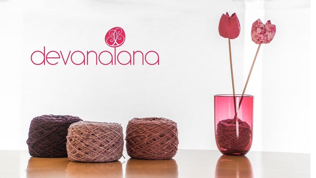 Tutorial para mantoncillos de flamenca (Patrones devanalana) - YouTube
