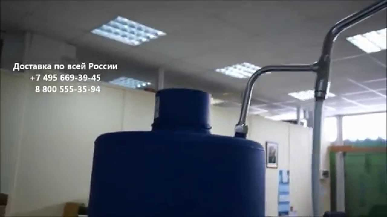 Дачный душ титан КВЛ 1 Ермак - YouTube