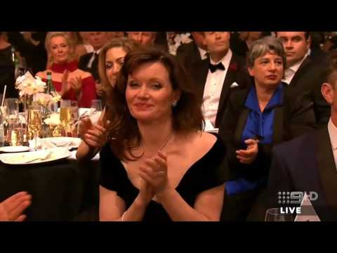 Waleed Aly's Interesting and heartfelt Gold Logie Acceptance Speech at the 2016 TV Week Logie Awards