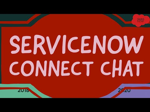 ServiceNow Connect Chat - Complete Demo For Admins And IT Users