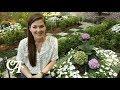 Shade loving raised flower bed | Behind the Simple.Honest.Design.