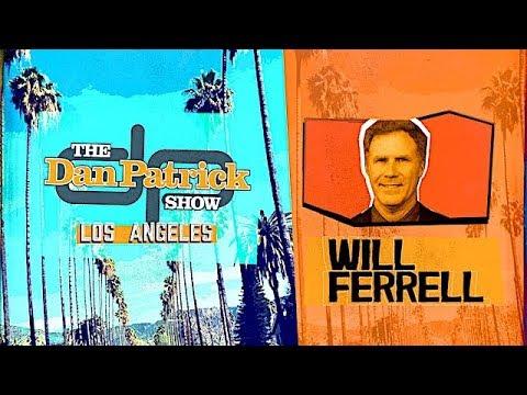 Will Ferrell Talks Elf, Old School, Sherlock Holmes & More wDan Patrick  Full   111318