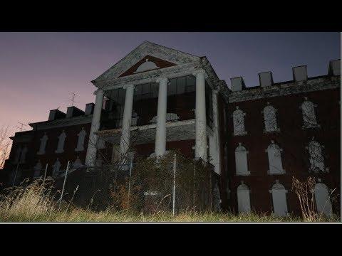 Abandoned Lunatic Asylum Exploration - Home of the Sadistic Dr. DeJarnette