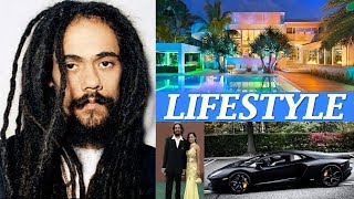 Damian Marley Lifestyle, Net Worth, Girlfriends, Songs, Wife, Age, Biography, Family, Car, Facts !