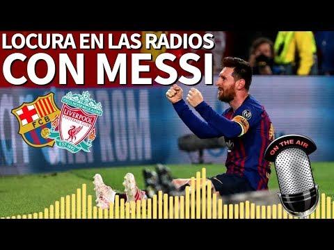 """""""¡La parábola de Dios!"""": así narró el mundo el gol de Messi"""